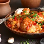 D&D Poultry Chicken Cacciatore