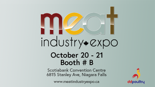 2017 Meat Industry Expo in Niagara, Ontario